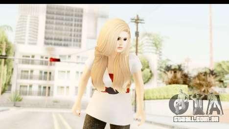 Adele para GTA San Andreas