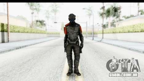 Homefront The Revolution - KPA v5 Camo para GTA San Andreas segunda tela