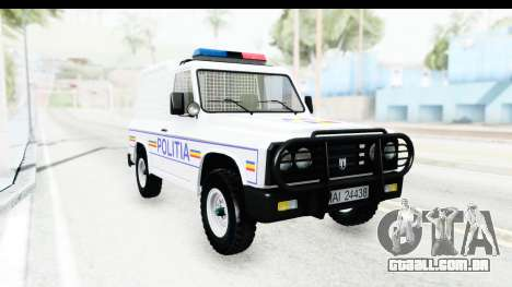 Aro 243 1996 Police para GTA San Andreas