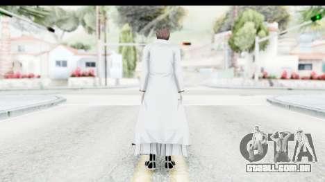 Bleach - Aizen para GTA San Andreas terceira tela
