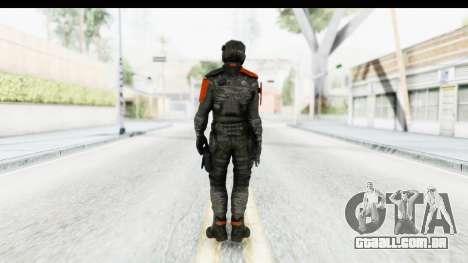 Homefront The Revolution - KPA v5 Camo para GTA San Andreas terceira tela