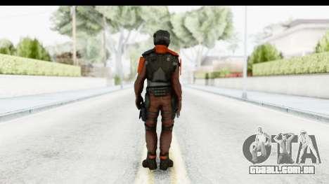 Homefront The Revolution - KPA v4 Red para GTA San Andreas terceira tela