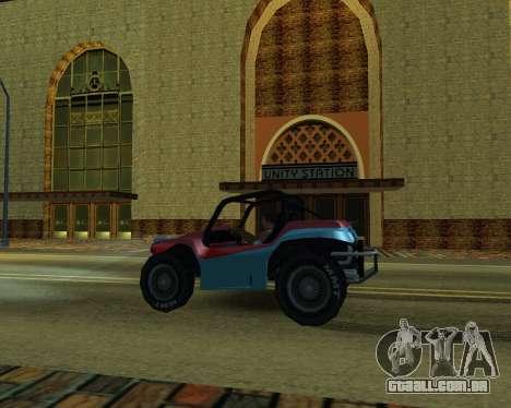 A Nova Estação para GTA San Andreas sétima tela