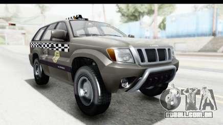 GTA 5 Canis Seminole Taxi Saints Row 4 Retro para GTA San Andreas