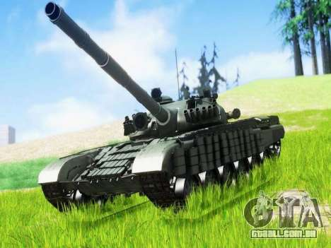 T-72 Modificado para GTA San Andreas