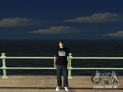 White CJ v3 Improved para GTA San Andreas sétima tela