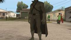Marvel: Ultimate Alliance 2 - Black Phanter para GTA San Andreas