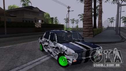 VAZ 2101 é um Carro de Corrida 2 para GTA San Andreas