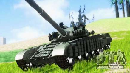 T-72 Modificado para GTA San Andreas
