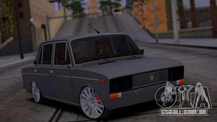 VAZ 2106 Carro de Som para GTA San Andreas