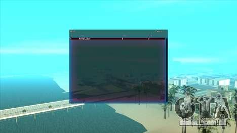 Belo sampgui e mouse para GTA San Andreas