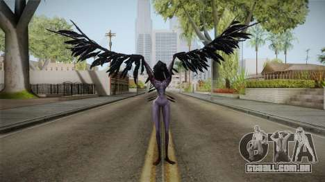 Crow Demon from Dark Souls para GTA San Andreas segunda tela