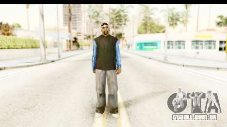 New Bmycr Beta para GTA San Andreas segunda tela
