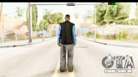 New Bmycr Beta para GTA San Andreas terceira tela