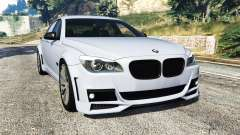 BMW 760Li (F02) Lumma CLR 750 [replace]