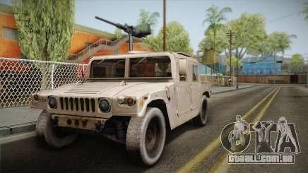 HMMWV Humvee para GTA San Andreas