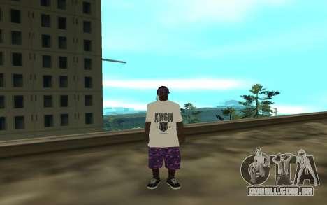 The Ballas 3 para GTA San Andreas