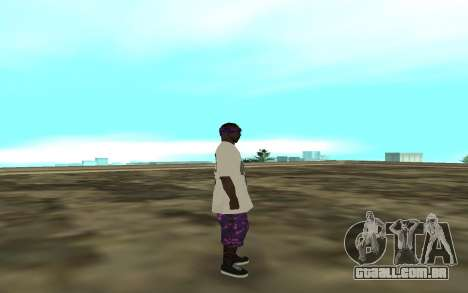 The Ballas 3 para GTA San Andreas segunda tela