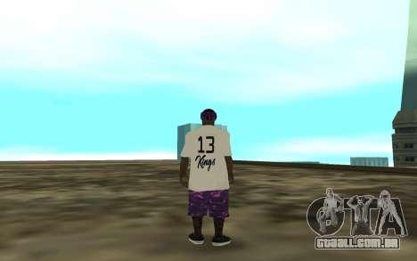 The Ballas 3 para GTA San Andreas terceira tela