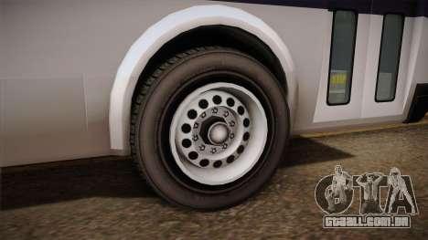 GTA V Transit Bus para GTA San Andreas