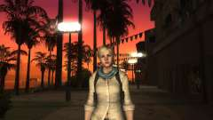 Resident Evil 6 - Shery Asia Outfit para GTA San Andreas