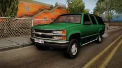 Chevrolet Suburban GMT400 1998 para GTA San Andreas