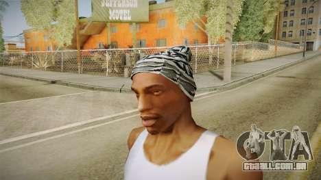 Chapéu De Inverno para GTA San Andreas