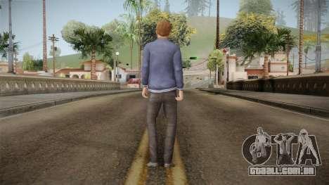 Life Is Strange - Nathan Prescott v1.2 para GTA San Andreas
