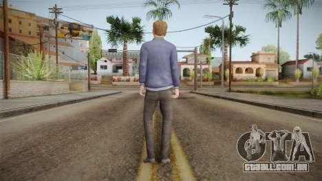 Life Is Strange - Nathan Prescott v1.4 para GTA San Andreas