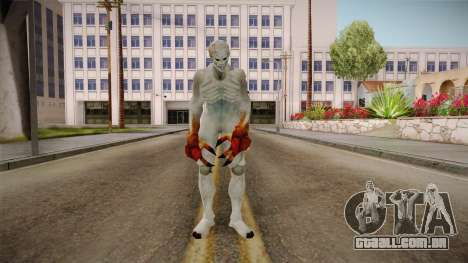 Archvile from DOOM 3 para GTA San Andreas