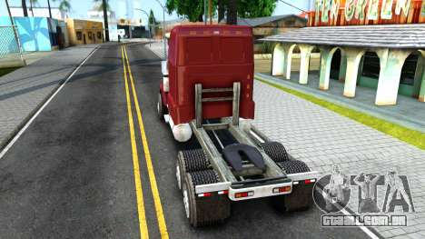 Truck From NFS Undercover para GTA San Andreas