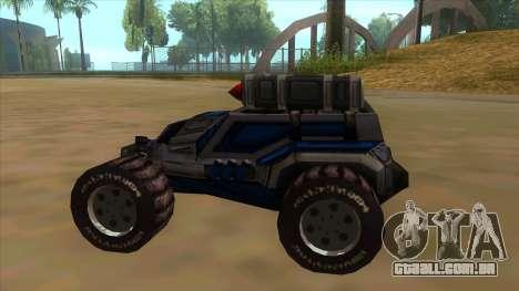 New RC Bandit para GTA San Andreas