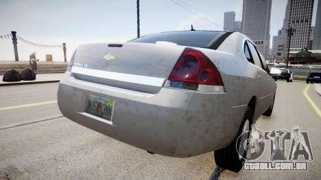 Chevrolet Impala LS para GTA 4
