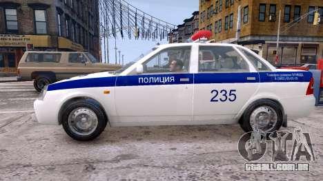 "VAZ 2170 ""Priora"" DPS para GTA 4"