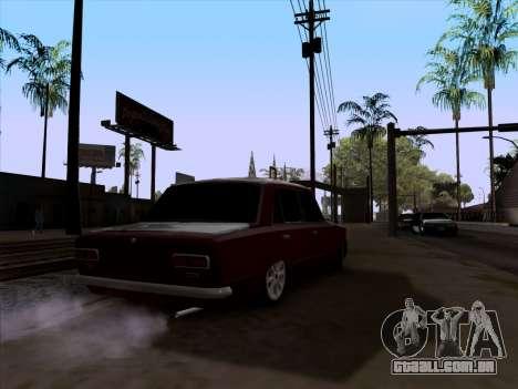 VAZ 2101 BPAN de neve versão para GTA San Andreas