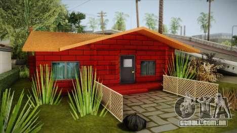New Denises Home para GTA San Andreas