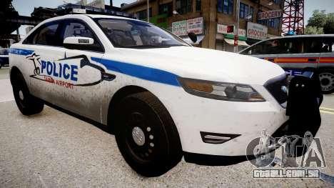 Tampa Airport Police para GTA 4