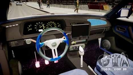 ВАЗ 21099 Luz Tuning para GTA 4