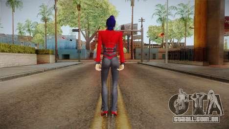 New Crogrl3 para GTA San Andreas