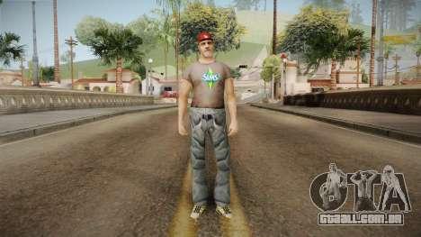 Moderno, residente para GTA San Andreas
