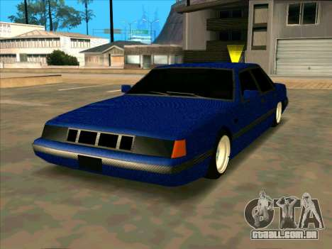 Intruder CARBON para GTA San Andreas