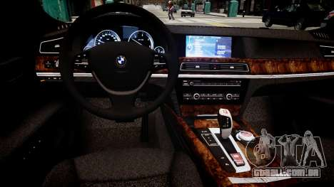 BMW 750 LI v.1.2 para GTA 4