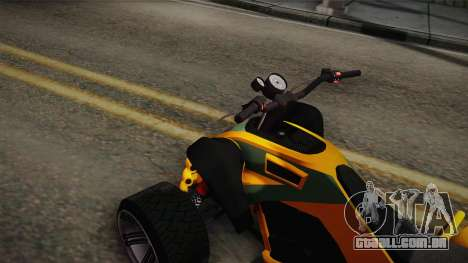 GTA 5 Nagasaki Blazer para GTA San Andreas