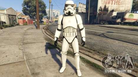 Stormtrooper 0.1 para GTA 5