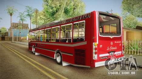 La Favorita GR II para GTA San Andreas