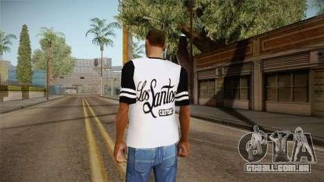 T-Shirt De Los Santos Costumes para GTA San Andreas