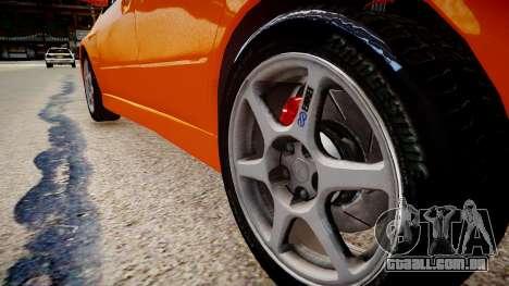 Mitsubishi Lancer Evolution VIII para GTA 4
