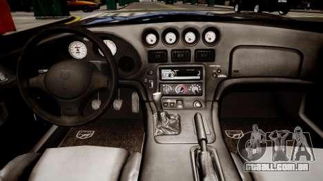 Dodge Viper RT/10 1992 para GTA 4