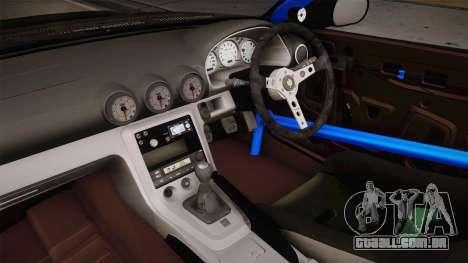 Nissan Silvia S15 D-Max Kit para GTA San Andreas
