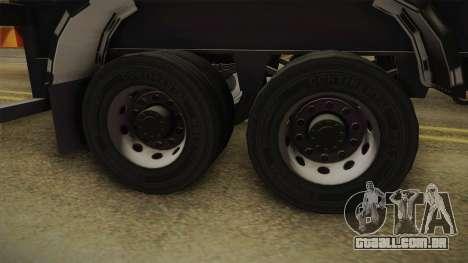 Double Trailer Timber Brasil v2 para GTA San Andreas